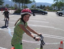 Bicycle Safety Rodeo Participants