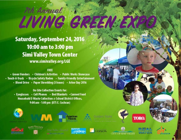 2016 Living Green Expo