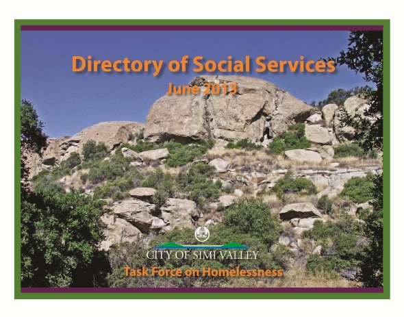 Directory of Social Services