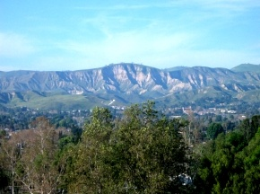 View Across Simi Valley