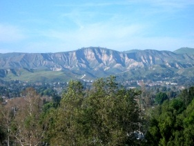Across Simi Valley