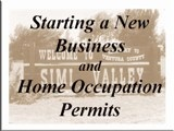 Starting a New Business and Home Occupation Permits