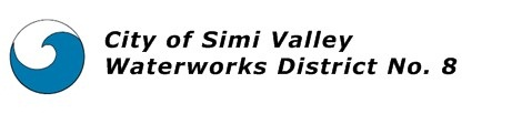 City of Simi Valley Waterworks District number 8