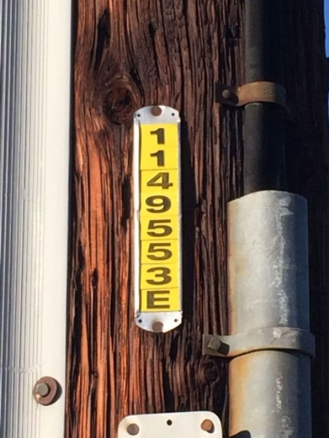 Streetlight Pole Identification