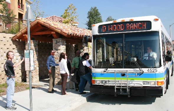 Simi Valley Transit Fixed Route