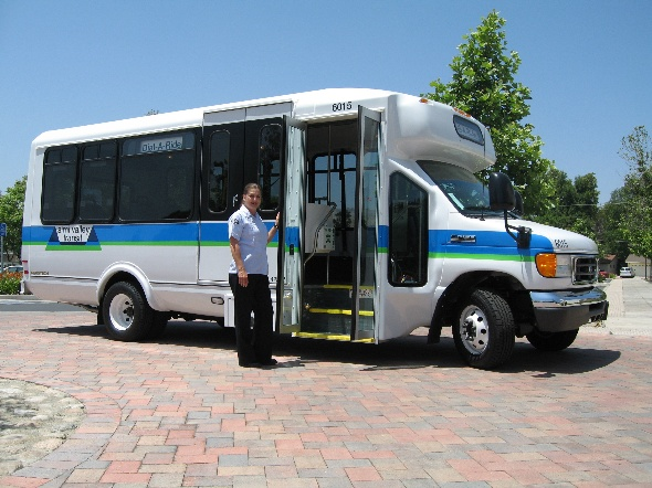 Simi Valley Transit Dial-A-Ride