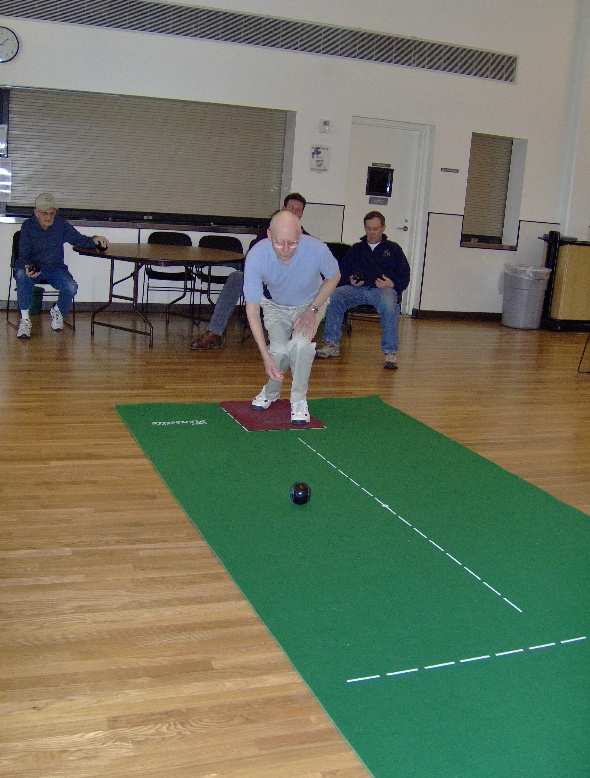 Senior Center Lawn Bowling
